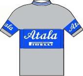 Atala - Pirelli 1956 shirt