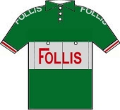 Follis - Dunlop 1956 shirt