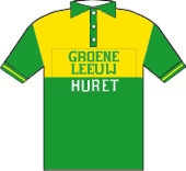 Groene Leeuw 1956 shirt