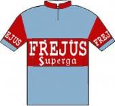 Frejus - Superga 1956 shirt