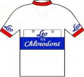 Leo - Chlorodont 1956 shirt