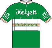Helyett - Potin - Hutchinson 1956 shirt