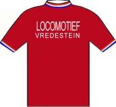 Locomotief - Vredestein 1956 shirt