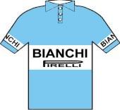 Bianchi - Pirelli 1956 shirt
