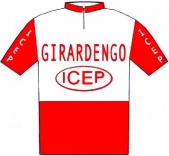 Girardengo - Icep 1956 shirt