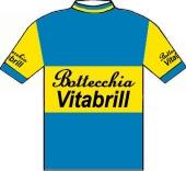 Bottecchia - Vitabrill 1956 shirt