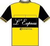 L'Express - Continental 1956 shirt