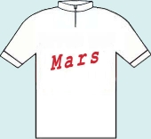 Mars 1956 shirt