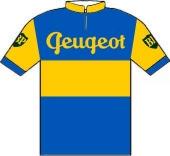 Peugeot - BP - Dunlop 1959 shirt