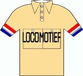 Locomotief - Vredestein 1959 shirt