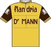 Flandria - Dr. Mann 1959 shirt
