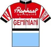 Saint Raphaël - R. Geminiani - Dunlop 1959 shirt