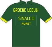 Groene Leeuw - Sinalco - SAS 1959 shirt