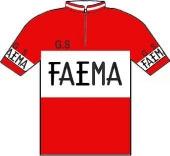 Faema - Guerra 1959 shirt
