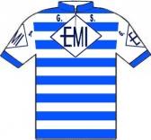 EMI - Guerra 1959 shirt