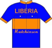 Libéria - Hutchinson 1959 shirt