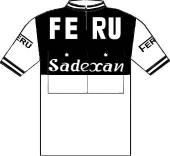 Feru - Sadexan 1959 shirt