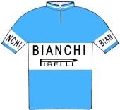 Bianchi - Pirelli 1959 shirt