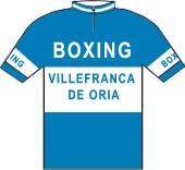 Boxing Club 1959 shirt