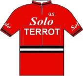 Solo - Terrot - Van Steenbergen 1963 shirt