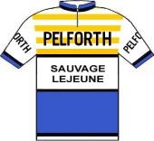 Pelforth - Sauvage - Lejeune 1963 shirt