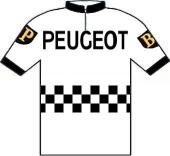Peugeot - BP - Englebert 1963 shirt