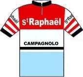 Saint Raphaël - Gitane - R. Geminiani - V.C. 12ème 1963 shirt