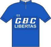 G.B.C. - Libertas 1963 shirt