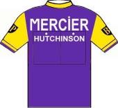 Mercier - BP - Hutchinson 1963 shirt