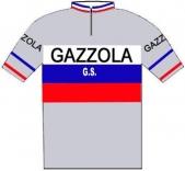 Gazzola 1963 shirt