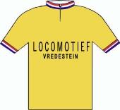 Locomotief - Vredestein 1963 shirt