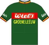 Wiel's - Groene Leeuw 1964 shirt