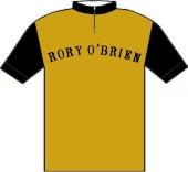 Rory O'Brien - E.G. Bates 1964 shirt