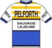 Pelforth - Sauvage - Lejeune 1964 shirt