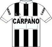 Carpano 1964 shirt