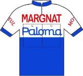 Margnat - Paloma - Dunlop 1964 shirt