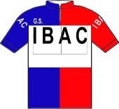I.B.A.C. 1964 shirt