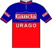 Gancia - Urago 1964 shirt
