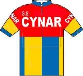Cynar - Frejus 1964 shirt