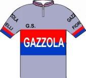 Gazzola 1964 shirt