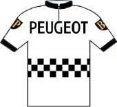 Peugeot - BP - Englebert 1964 shirt