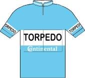 Torpedo - Continental 1964 shirt