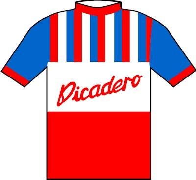 Picadero - Dam 1964 shirt