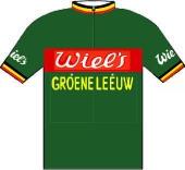 Wiel's - Groene Leeuw 1965 shirt