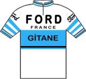 Ford France - Gitane 1965 shirt