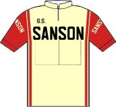 Sanson 1965 shirt