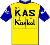 Kas - Kaskol 1965 shirt