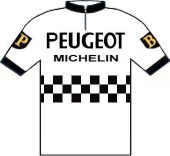 Peugeot - BP - Michelin 1965 shirt