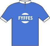 Fyffes 1965 shirt