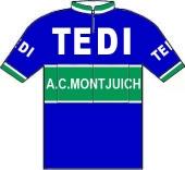 Tedi - A.C. Montjuich 1965 shirt